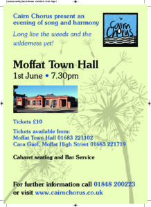 Spring Concert Moffat @ Moffat Town Hall