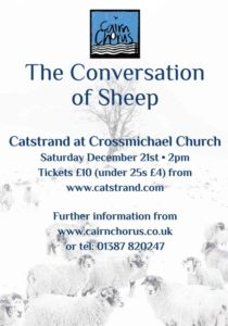 The Conversation of Sheep @ Crossmichael Church