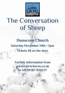 The Conversation of Sheep @ Dunscore Church
