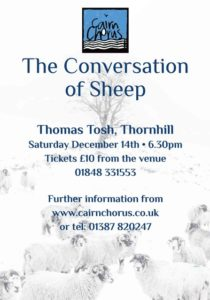 The Conversation of Sheep @ Thomas Tosh Cafe